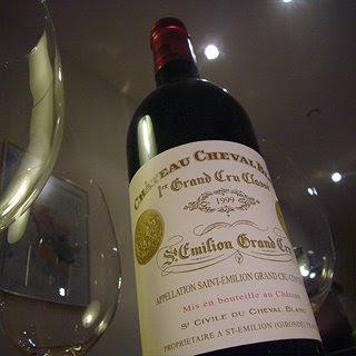 Château Cheval Blanc 1999