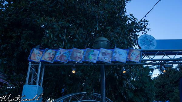 Disneyland Resort, Disney California Adventure, Hollywood Land, Frozen, Frozen Fun, Face, Painting