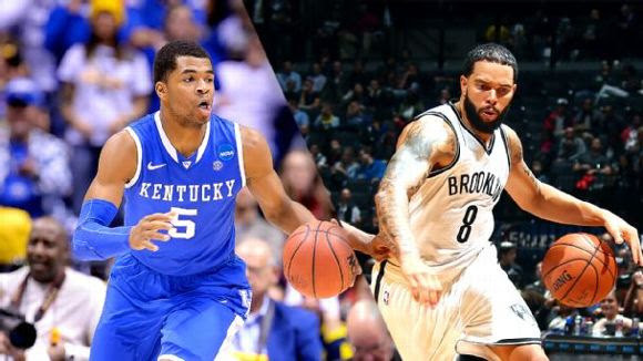 Andrew Harrison, Deron Williams