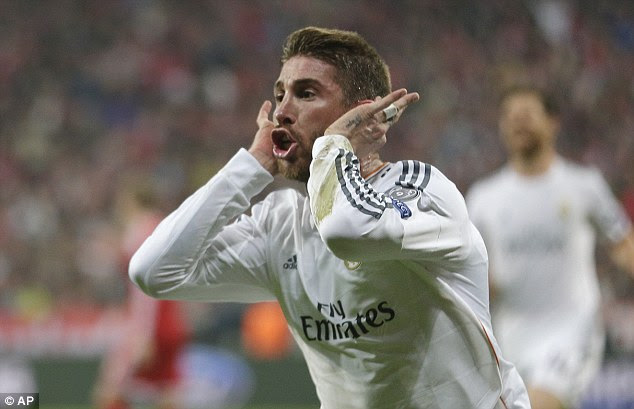 Sergio Ramos does have his off moments but when called upon he usually produces a sound, steady display