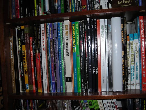 Gaming Library Update