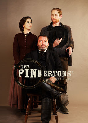Pinkertons, The - Season 1