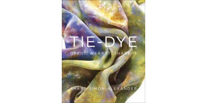 books Tie-Dye, by Shabd Simon-Alexander