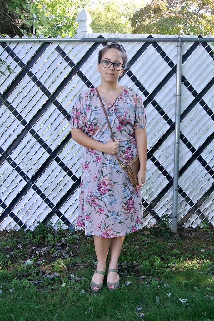 September 19th Daily Outfit • One Dress, Two Ways with Miskabelle Part 2