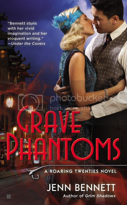 Grave Phantoms Cover