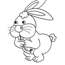 Zanahoria Manualidades Para Niños Dibujos Para Colorear Lecturas