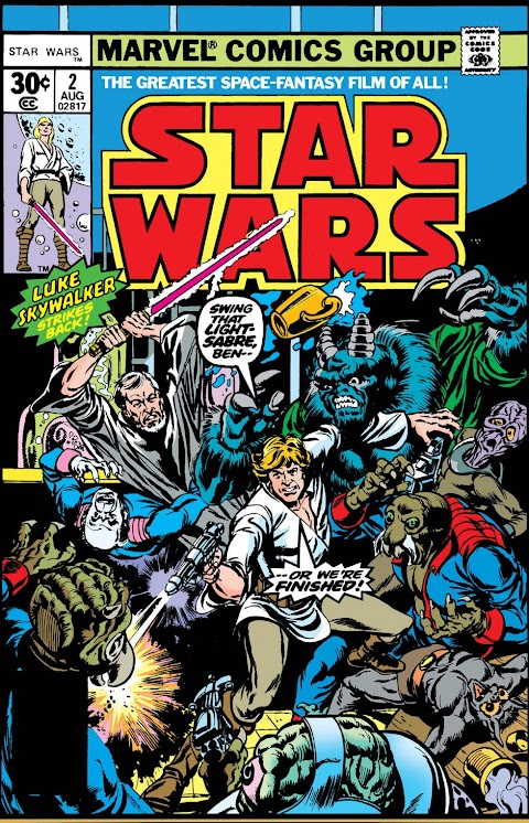 Marvel Comics Star Wars 2