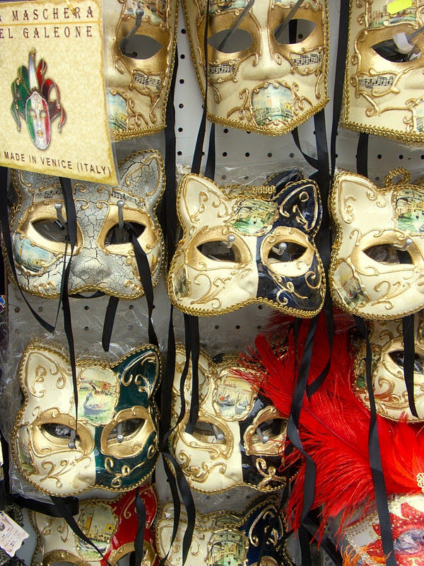 Venice - The Makings Of A Carnival