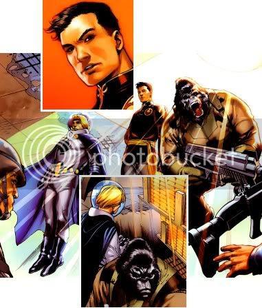 Agentes da Atlas