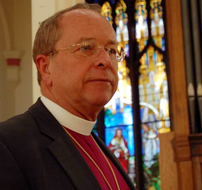 Bishop Gene Robinson of the Episcopal Diocese ...