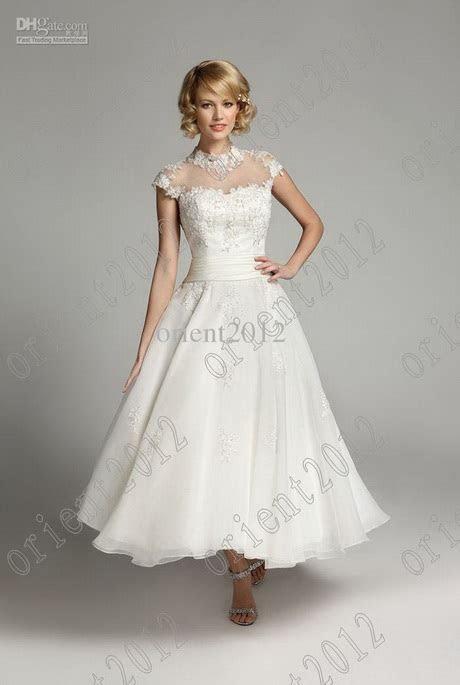 Tea length formal dresses