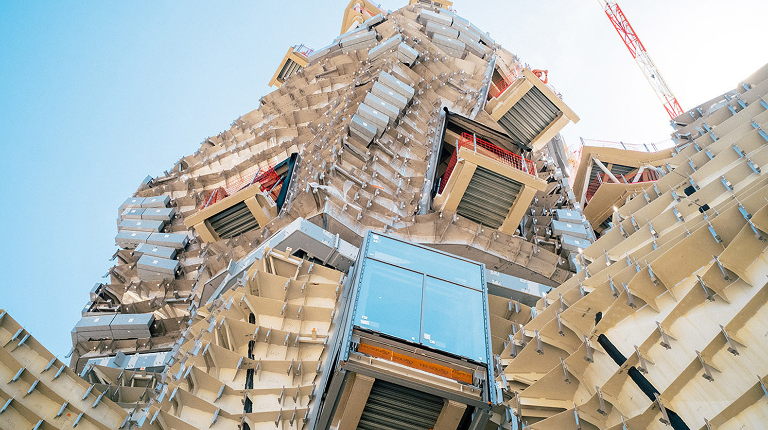 The Luma Foundation by Frank Gehry 1