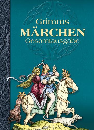 ドイツ語版グリム童話 完全版 イラストルートヴィヒリヒター