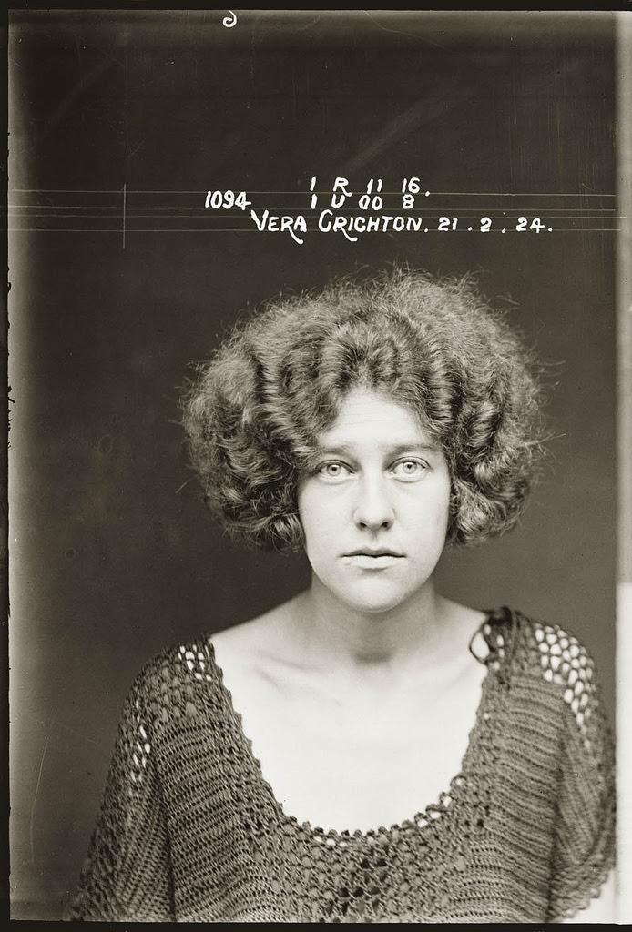 photo police sydney australie mugshot 1920 45 Portraits de criminels australiens dans les années 1920  photo photographie histoire featured art
