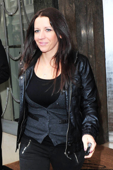 """Justin Bieber's mother Patricia Lynn """"Pattie"""" Mallette leaving her hotel in London. Patricia or Pattie is in London while her son, pop-sensation Justin, tours."""