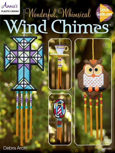 Let S Make Some Wind Chimes In Plastic Canvas Patterns