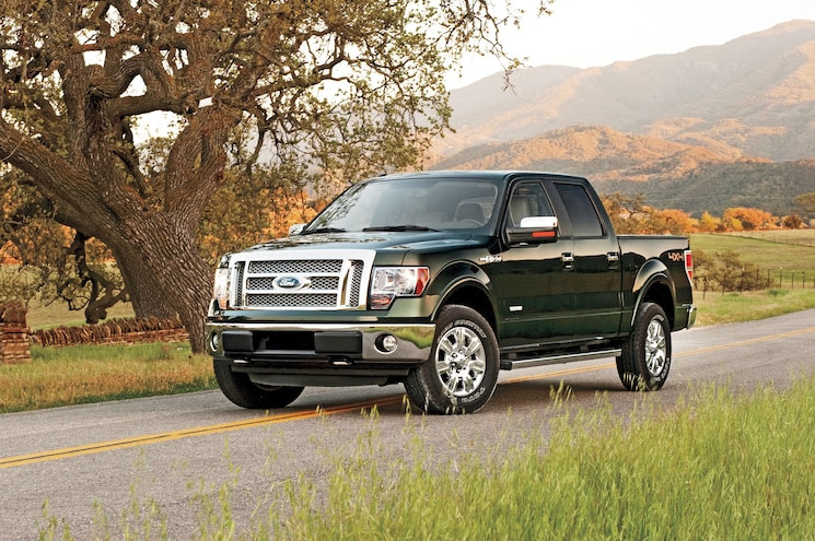 2012 Ford F 150 Lariat 4x4 Ecoboost Long Term Verdict