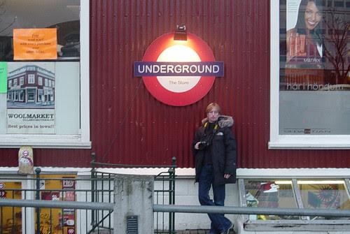 Reykjavik Underground Store