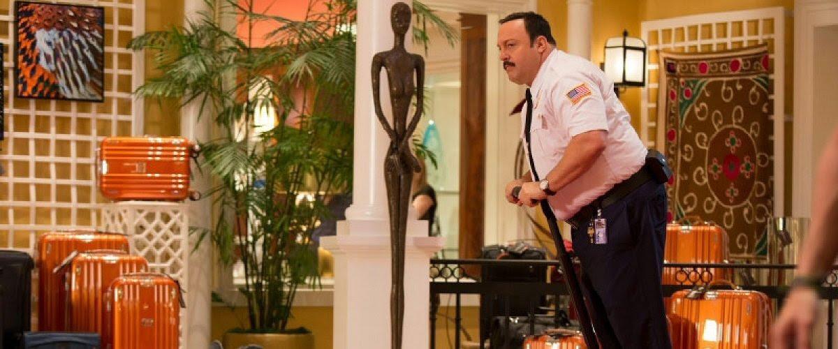 Paul Blart: Mall Cop 2 Movie Review