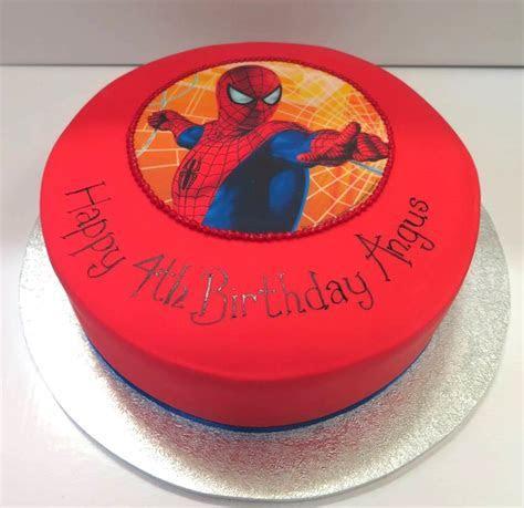 Spiderman Cake ? Mezzapica ? Cannoli, Birthday & Wedding Cakes