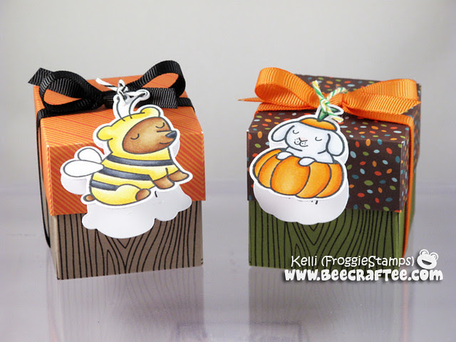 Copic Critter Gift Boxes 1