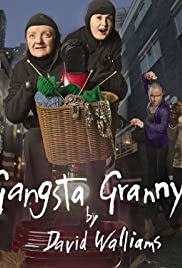 David Walliams Gangsta Granny Movie