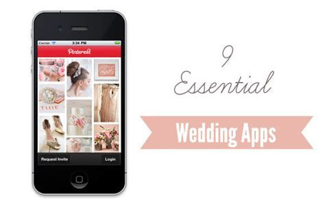 The 9 Best Wedding Apps, Guaranteed to Make Wedding