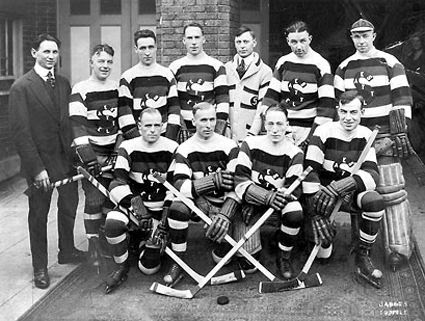 Seattle Metropolitans 1916-17