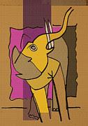 Artist  Singh - Elephant 10