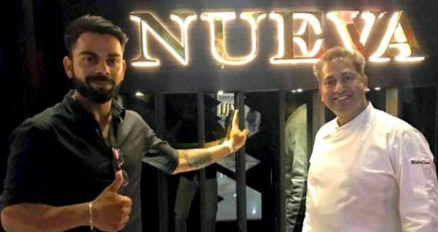India's First South American Restaurant Owned By Virat Kohli And It Is A Must Visit