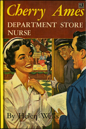 cherry ames_department store nurse_tatteredandlost
