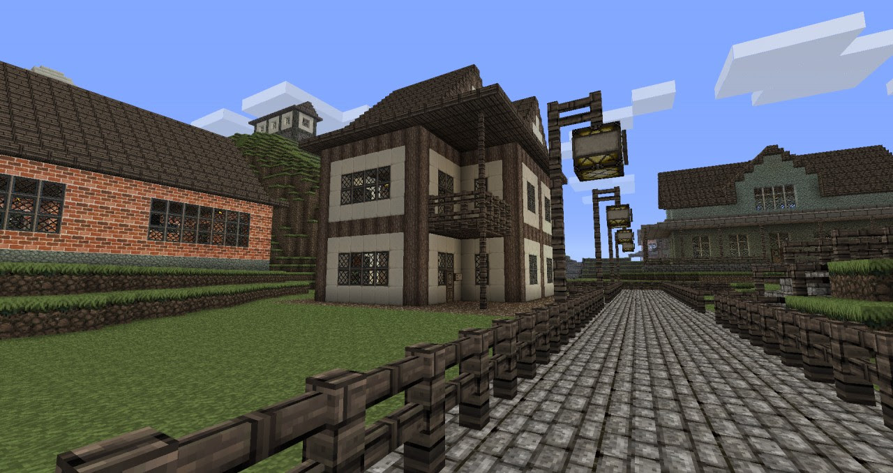 Cool minecraft village house ideas. MineCraft: House 1.0 Minecraft Project