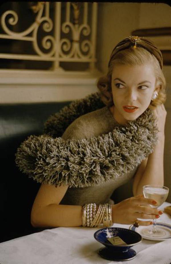 October 1956 Vogue