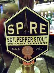 Spire, Sgt Pepper Stout, England
