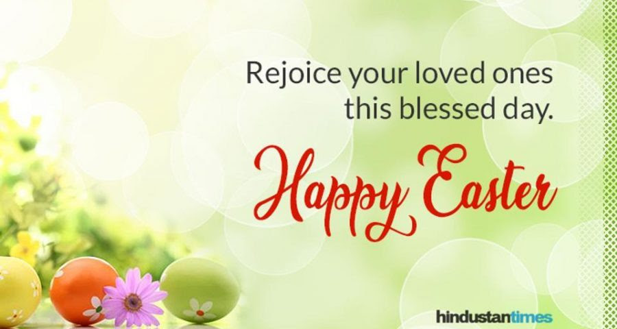 Happy Easter 2019 Wishes Greetings Messages To Send Your Family