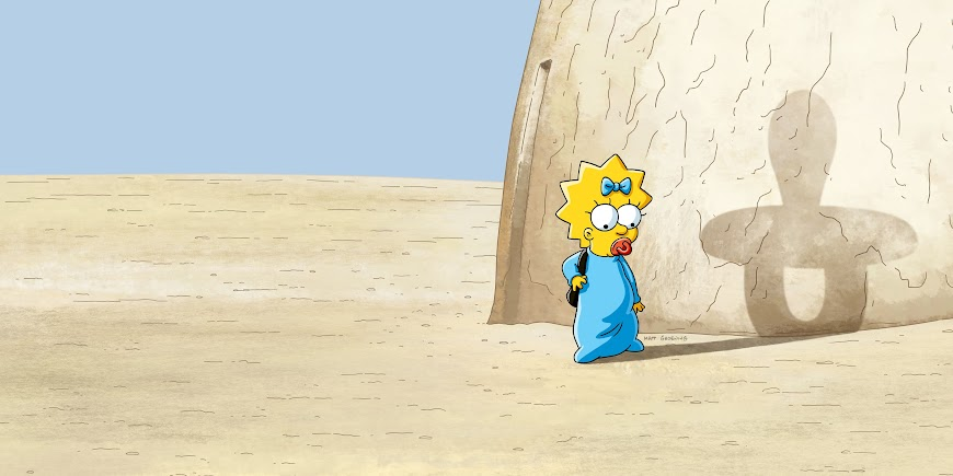 Maggie Simpson in The Force Awakens from Its Nap (2021) Watch Online