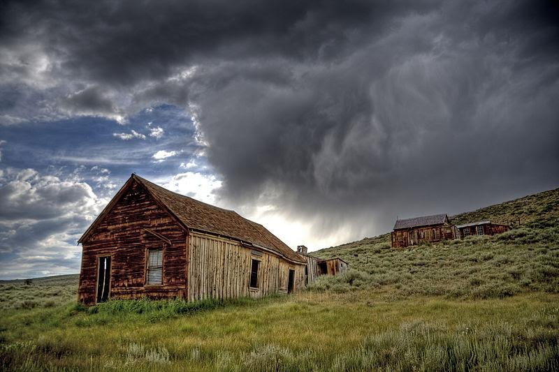 File:Bodie Ghost Town Storm.jpg