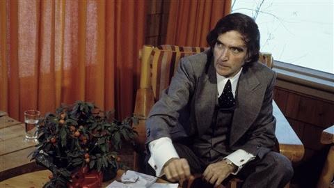 Marcel Dubé en 1974
