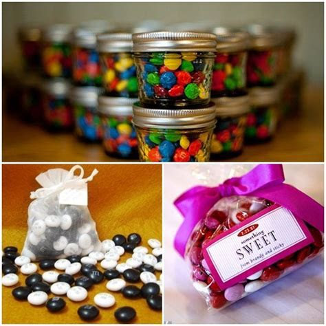 25  best ideas about Affordable Wedding Favours on