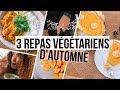 Recette Automne Vegetarien