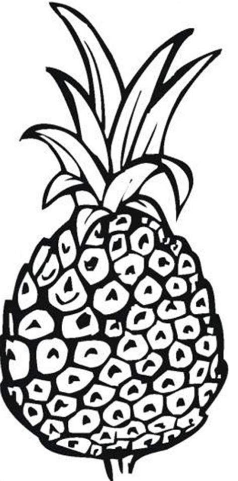 Spongebob Pineapple Coloring Page