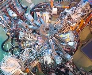 Núcleo de átomo em formato de pera aponta para Nova Física