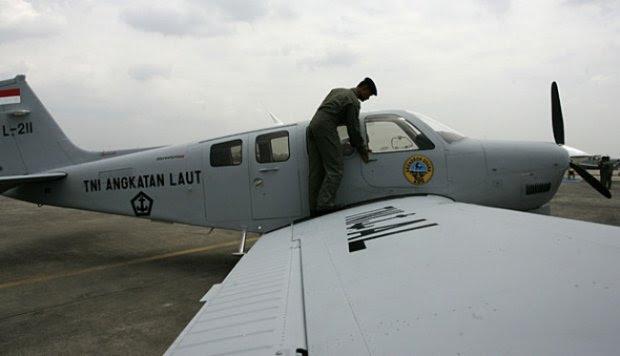 Pesawat Latih Bonanza G-36 Resmi Perkuat TNI-AL