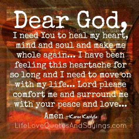 My Soul Needs You Quotes