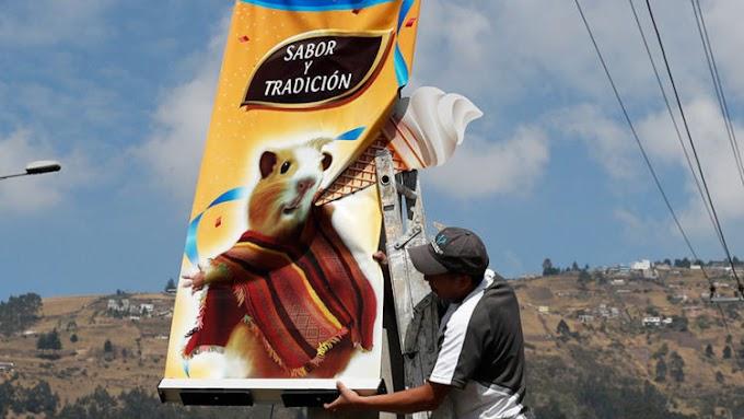 Una heladería causa polémica con el nuevo sabor a «cuy» y se convierte en el más vendido