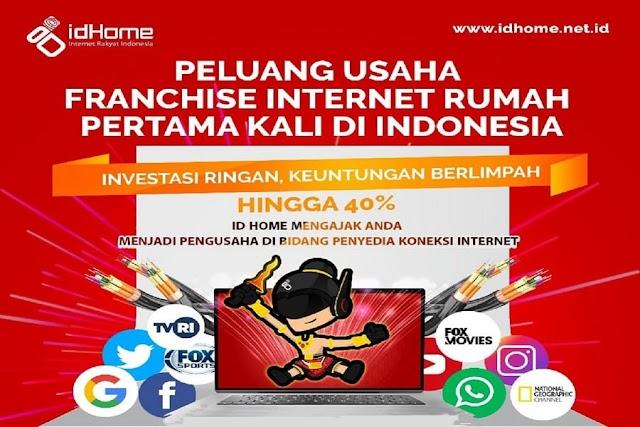 idHome - Paket Internet Murah Jabodetabek