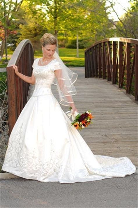Latter Day Bride   Coviello Wedding Dress   Tradesy