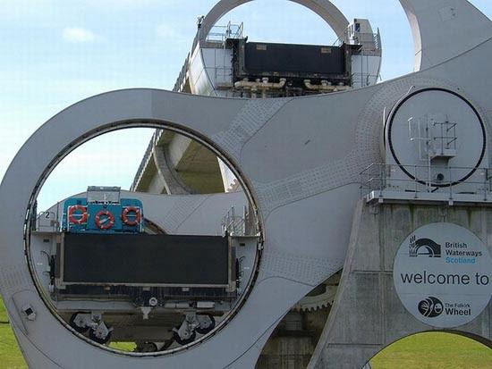 Falkirk Wheel (6)