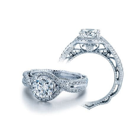 Verragio Debuts New Look of Designer Engagement Ring and