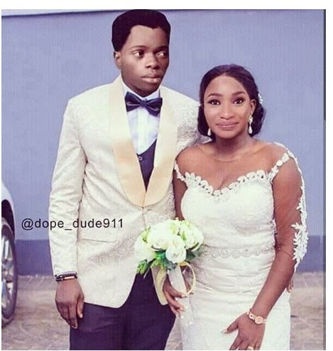 LATEST COUPLES IN TOWN: TONTO DIKEH weds BOBRISKY = SEE PHOTOS